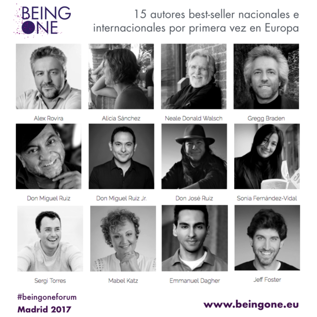 Being One Forum, el mayor evento de desarrollo personal de Europa